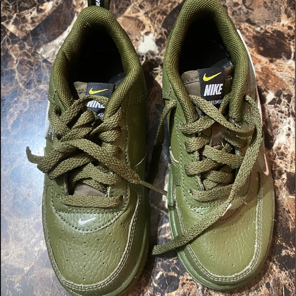 Nike Air Force Ones LV8 Utility Brand size 10
